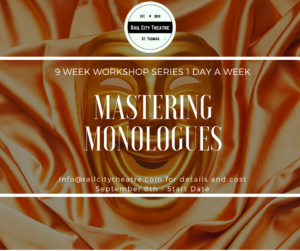 master monologues